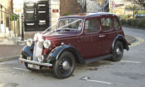 "Austin 10 Cambridge ""Gladys"""