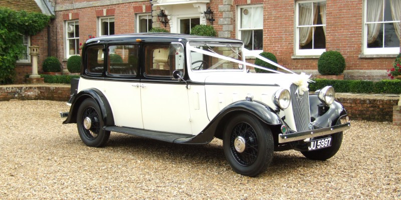 "Austin York Limousine ""Mayoress"""